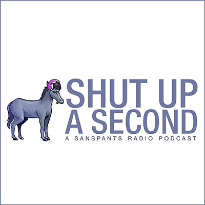 Shut up a Second cover image