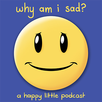 Why am I sad cover art
